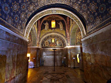 mausoleo di galla placidia interno mausoleo di galla placidia viaggiatoriatipici