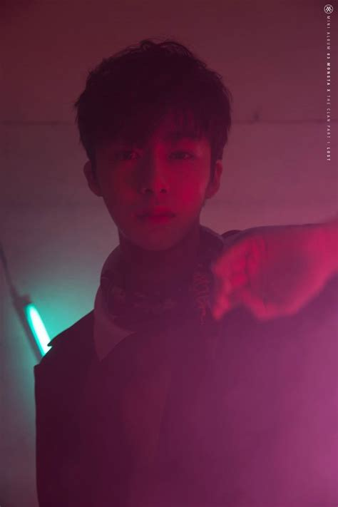 the comeback part one losing it all books teaser monsta x s comeback mini album quot theclan part 1