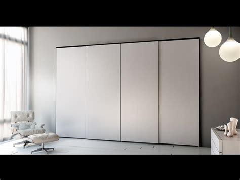 armadi a muro moderni armadio con 4 ante scorrevoli elegante e moderno idfdesign