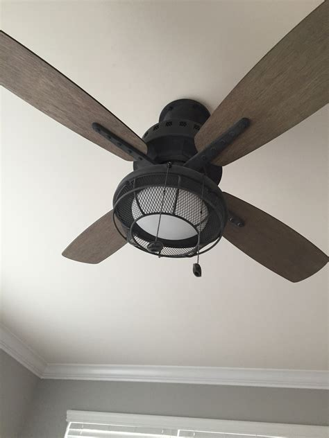 what ceiling fans does joanna gaines use farmhouse industrial ceiling fans dane good life