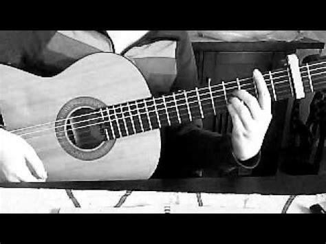 tutorial guitar heaven eric clapton tears in heaven tutorial anf 228 nger version