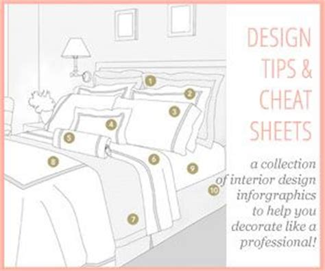 home design cheat sheet honey and fitz design infographics collection home decor