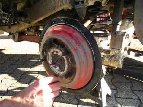 demontage tambour de frein jimny pour controle youtube