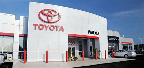 Walker Toyota Walker Toyota Oberer Thompson Company