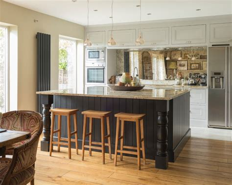 Wainscoting Kitchen by How To Spice Up Your Kitchen Island