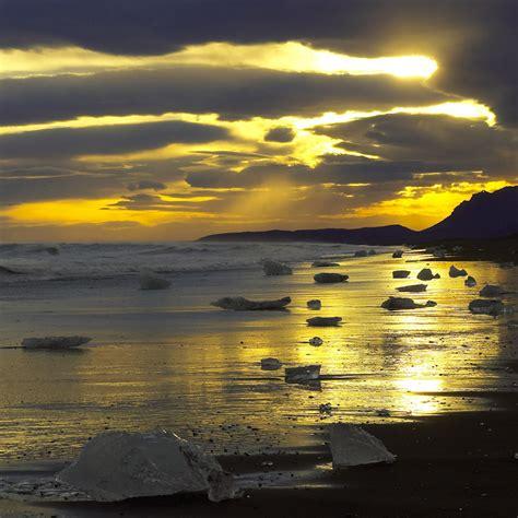 sunset reykjavik reykjavik photo by nick russill 5 30 pm 20 oct 2004