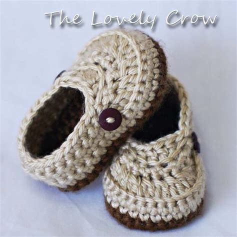 crochet shoes baby you to see crochet baby boy shoes by ebethalan