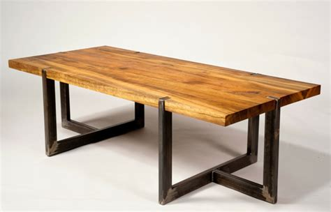 brian chilton s rustic modern furniture design trend