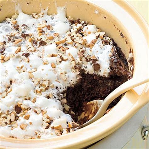 40 crock pot slow cooker dessert candy recipes favething com