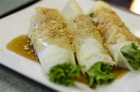 RECIPE: Fresh Lumpia