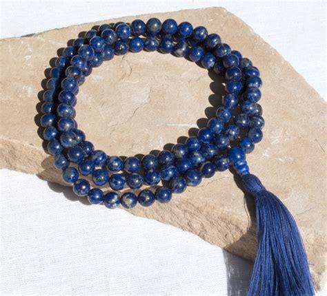 mala meaning by color lapis lazuli mala drukmo malas