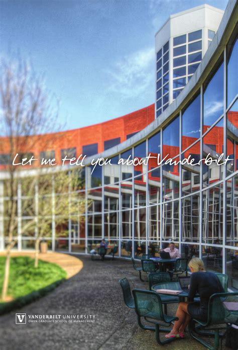 Vanderbilt Mba Discover Weekend by Let Me Tell You About Vanderbilt By Vanderbilt Owen