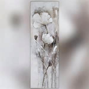 Charming Salle Bain Gris Blanc #12: Tableau-fleur-des-champs.jpg