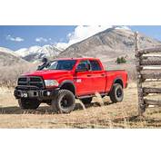 AEV Ram Pickup Truck Is The Ultimate Full Size Overland