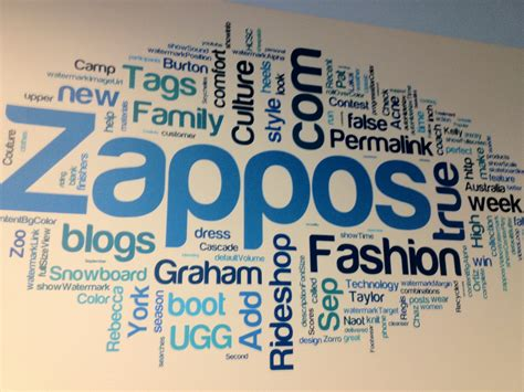 Zappo Search Zappos The Technique Its Amazing Company Culture King