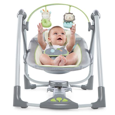 the dnc swing baby swing ingenuity power adapt portable baby swing online kg