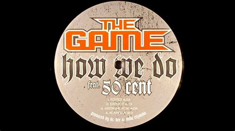 50 cent this is how we do the game how we do ft 50 cent lyrics youtube