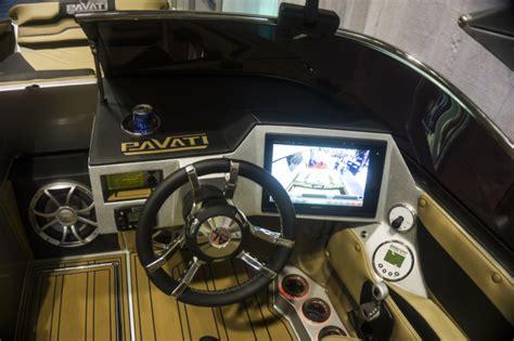 pavati wake boat interior 2016 pavati boats surf expo alliance wakeboard