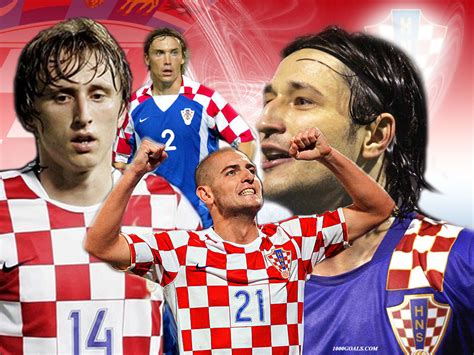 croatia national football team 1000 goals