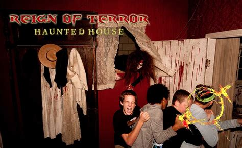 terror nights haunted house reign of terror haunted house opens for one night in