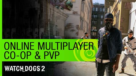 dogs 2 co op dogs 2 trailer multiplayer co op pvp gamescom 2016 us
