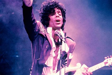 biography of the artist prince we are gathered here today to get through this thing
