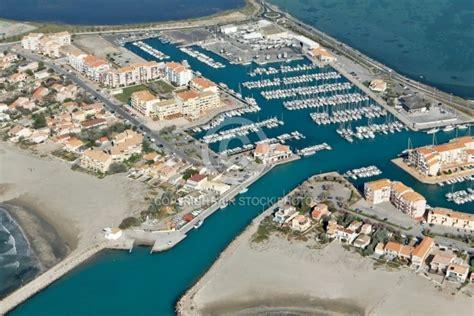 port de frontignan plage