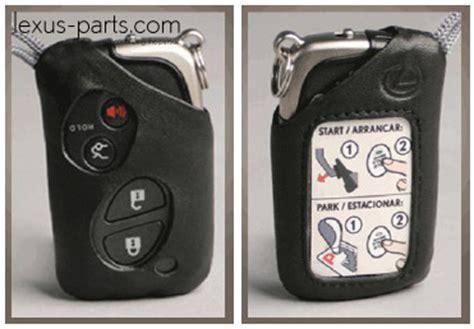 lexus key glove lexus parts s 2006 2007 smart access leather key