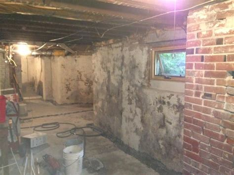 Bix Basement Systems Bix Basement Systems Photo Album Basement Waterproofing