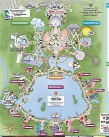 map of epcot florida printable epcot map printable maps