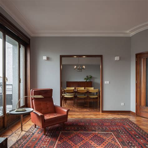 Retro Home Interiors by 3 Dazzling Apartments With Retro Interiors In 1940s Porto