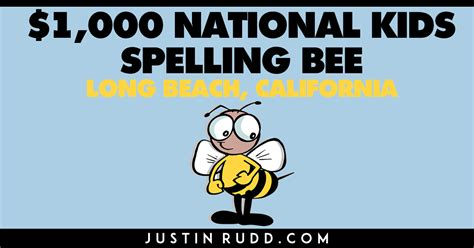 Free Turkey Giveaway In Long Beach - 1 000 national kids spelling bee rules round 2