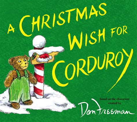 Ordinary Christmas In Wisconsin #2: 9780670785506_large_A_Christmas_Wish_For_Corduroy.jpg