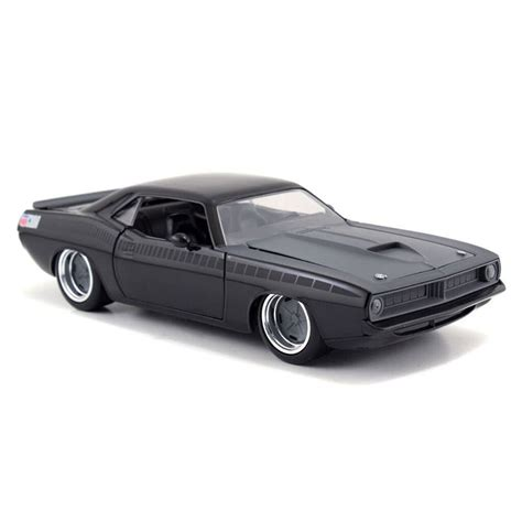 Plymouth Barracuda Fast Furious fast furious 1 24 letty s plymouth barracuda at