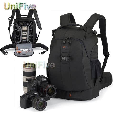 Asli Kamera Dslr Canon by Hitam Asli Lowepro Flipside 400 Aw Dslr Bag Laptop
