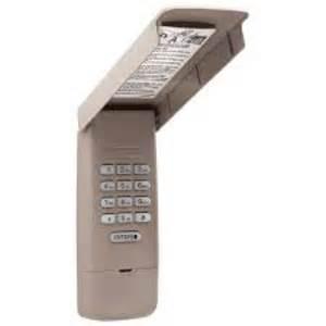 Chamberlain Wireless Garage Door Opener Chamberlain 940d Compatible 315 Mhz Garage Door Opener Wireless Keypad
