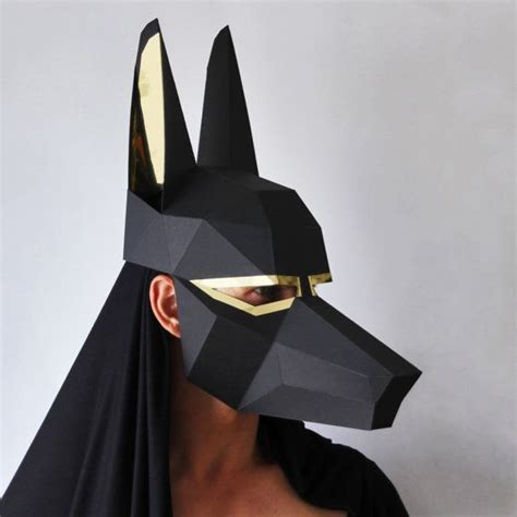 anubis mask template 25 best ideas about anubis mask on dinosaur