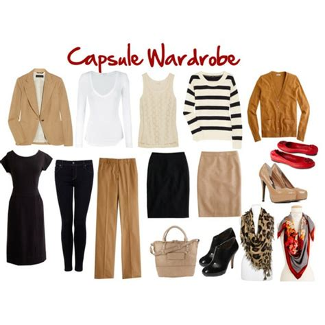 Capsual Wardrobe by Capsule Wardrobe For 40