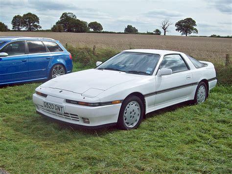 86 Toyota Supra 86 To 92 Toyota Supra