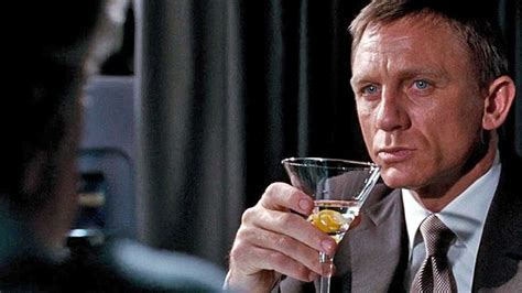 James Bond Martini Casino Royale