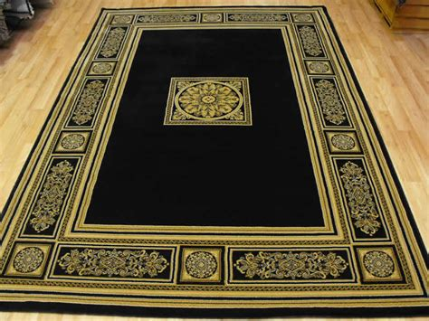 Black And Gold Rugs by Black Gold Rug Black Gold