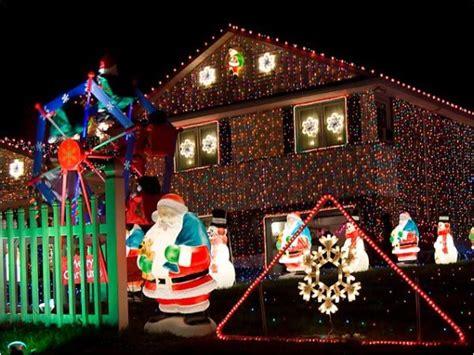 impressive over the top christmas light displays
