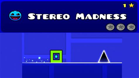 geometry dash full version stereo madness geometry dash pc 0 deaths level 1 stereo madness