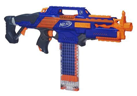 nerf gun nerf tested