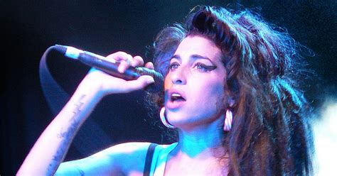 Winehouse Is Out Of Again by Winehouse Believed She Was Before She Died