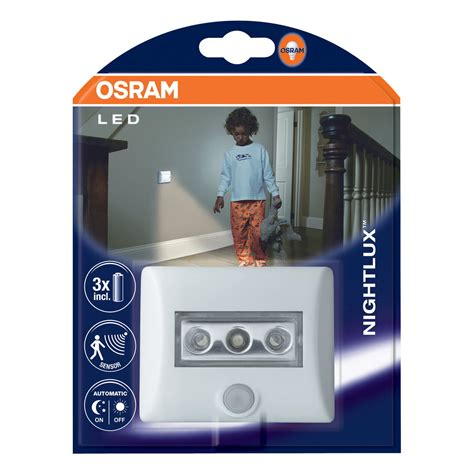 Lu Led Osram nightlux led orientation light by osram