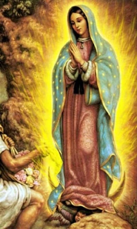 free wallpaper virgen guadalupe virgen de guadalupe mexico and angel on pinterest