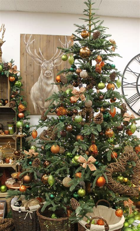 orange smell christmas tree 30 best decorated tree designs images on