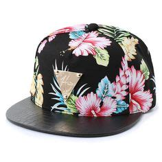 Exclusive Snapback Logo Floral hater galaxy snapback hat exclusive box made foosite new on etsy 59 99 cool styles