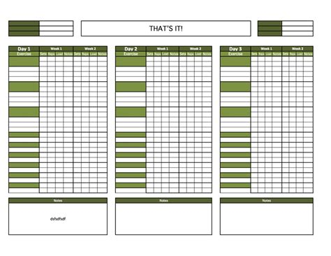 monthly workout calendar template search results for workout calendar excel blank